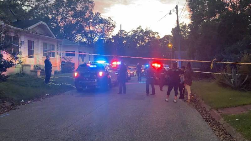 According to Dothan Police, the shooting happened on Walnut Street.
