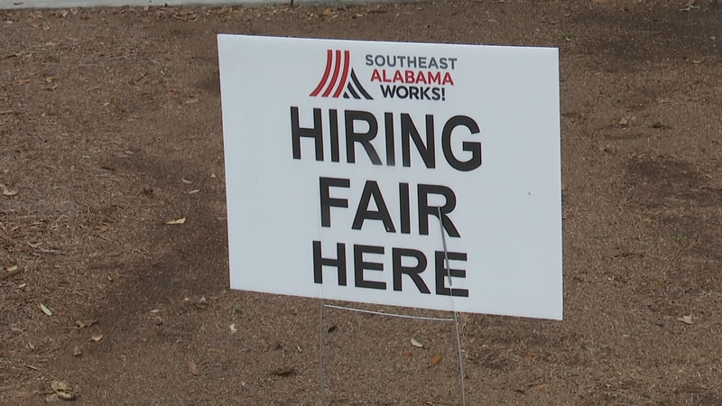 Several people found their next career this week at the WOW Varsity Job Fair hosted by...