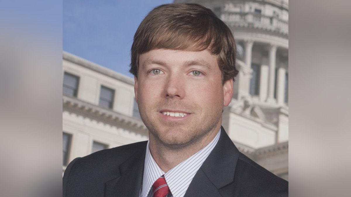 State Rep. Robert Foster (Source; State of Mississippi/House of Representatives)