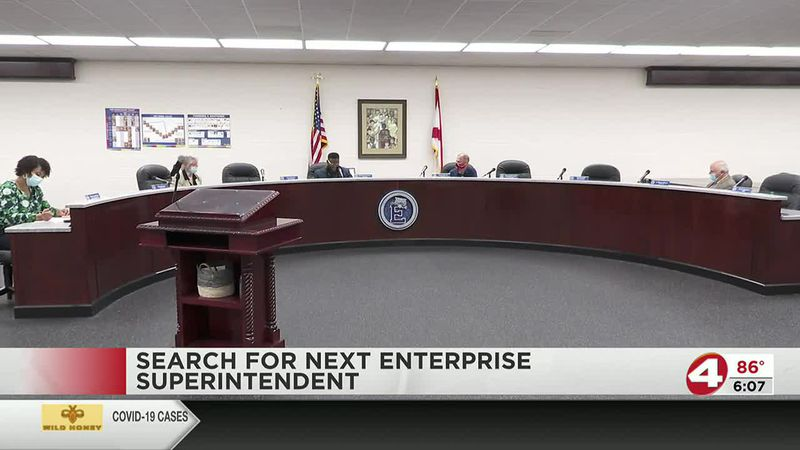 EBOE meeting for new superintendent search
