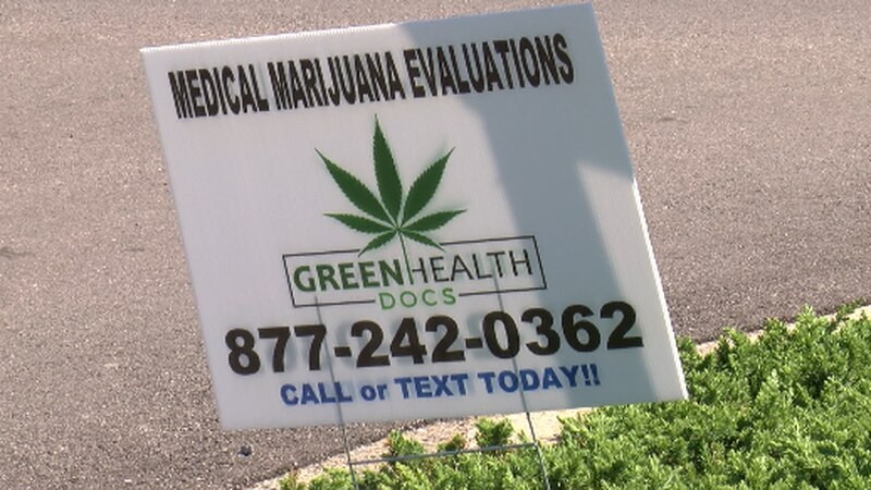 Company begins preregistering people, to be ready once state opens medical marijuana...