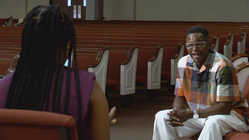 Tuskegee Pastor Kita Moss is only four years removed from serving 13 years in Alabama's...