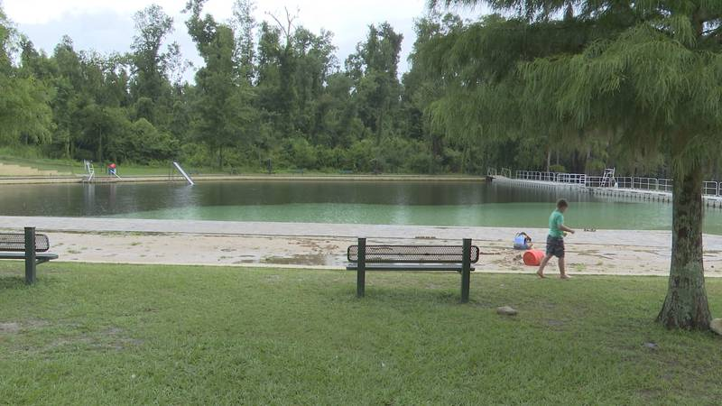 Jackson Blue Springs is expected to open back up next year on Memorial Day.