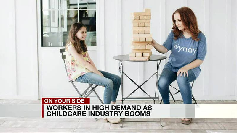 Workers in high demand as childcare industry booms