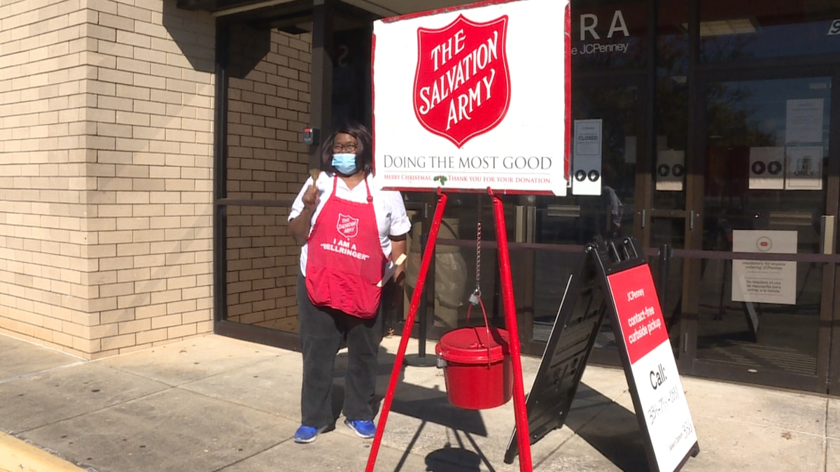 Volunteers needed for Red Kettle Campaign