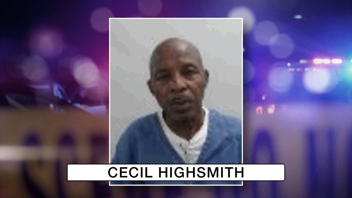 Cecil Highsmith was charged with retail theft and resisting a merchant without violence and booked into the Jackson County Correction Facility. (Source: Jackson County Correction Facility)