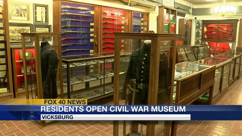 New Vicksburg museum highlights Black people's importance in the Civil War