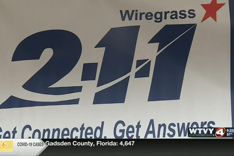 Wiregrass 2-1-1 experiences record-breaking year for calls in 2020