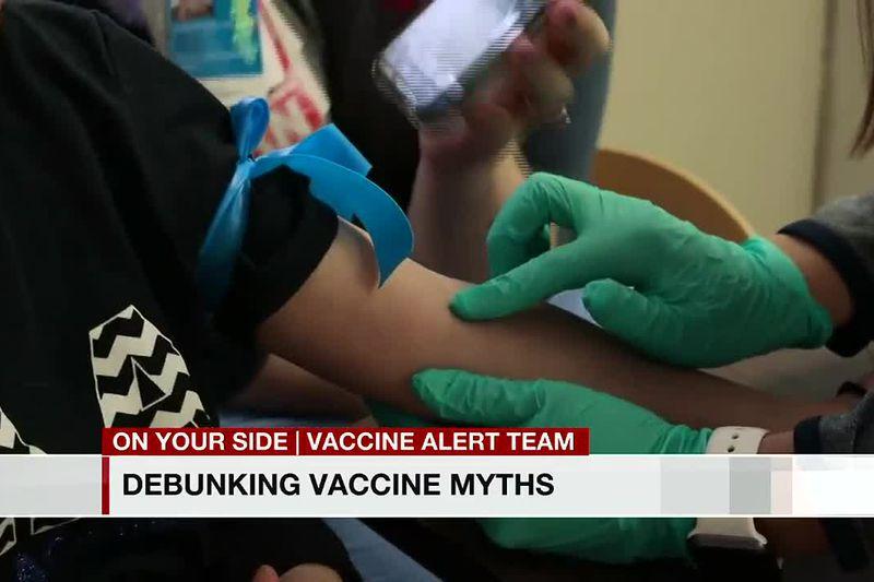 Addressing vaccine myths