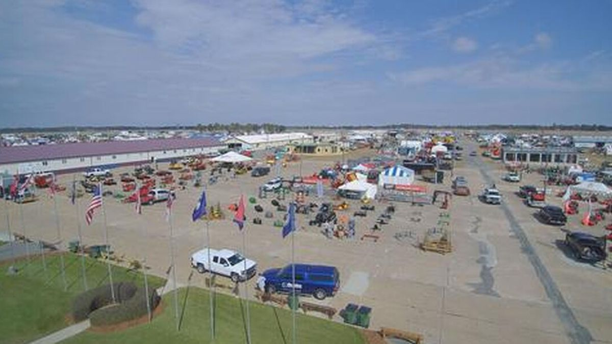 The Sunbelt Ag Expo reported that its economic impact in 2019 was $16.72 million.