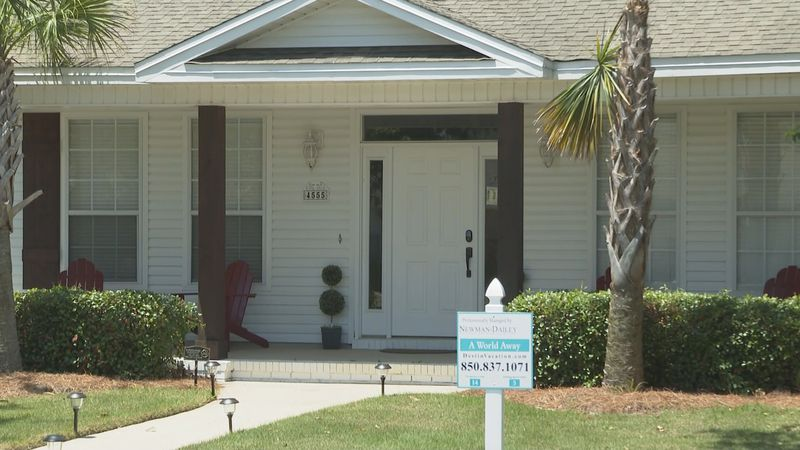 The cost of renting a vacation home is going up in Walton County.