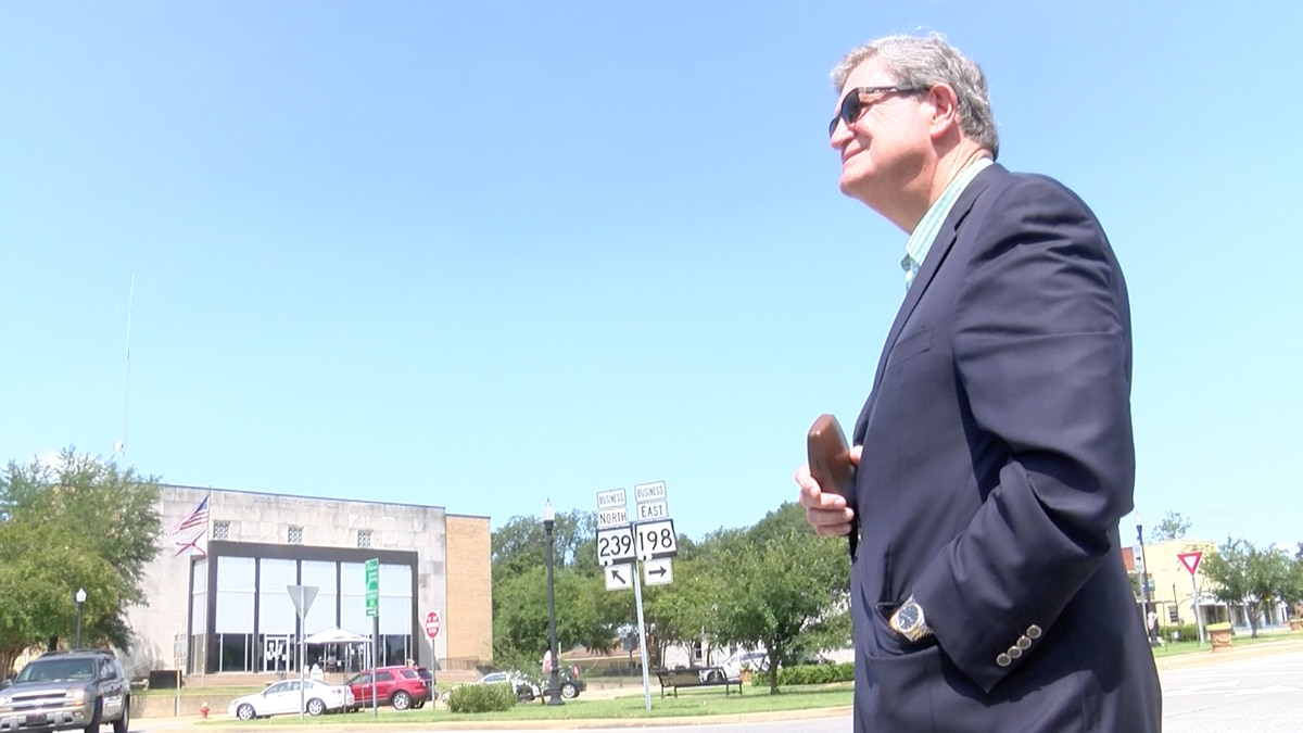 Alabama State Senator Billy Beasley