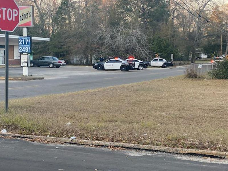 Police investigate suspect vehicle possibly related to deadly Dothan shooting on January 17,...