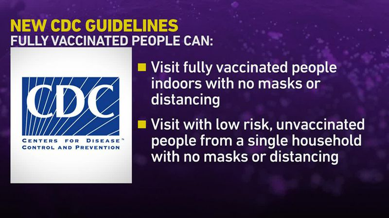 More people in the U.S. are now fully vaccinated against COVID-19 than people who have had the...