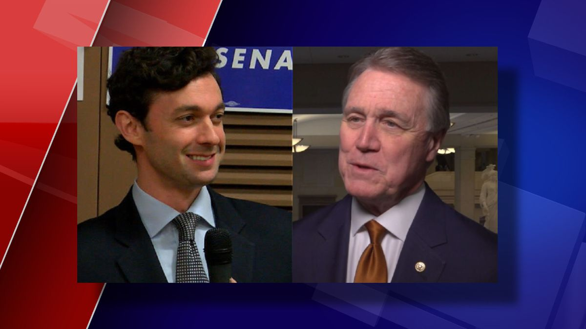 Georgia's race between Ossoff and Perdue is headed to a runoff in January
