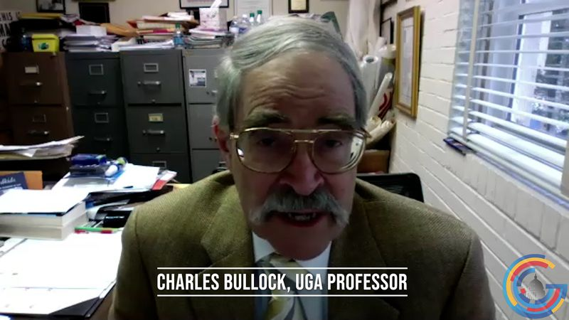 UGA Professor Charles Bullock weighs in on the 2020 elections.