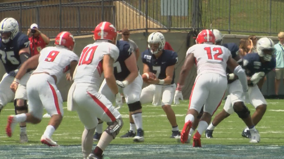 The Samford football team dropped a 45-22 decision to Youngstown State in the Guardian Credit...