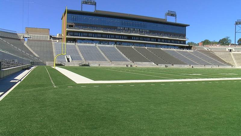 The brand new Protective Stadium is days away from opening for UAB's first home game of the...