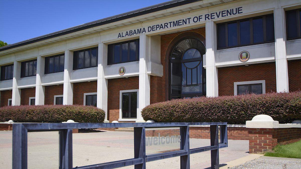 Alabama Department of Revenue (ADOR) in Montgomery, Ala.