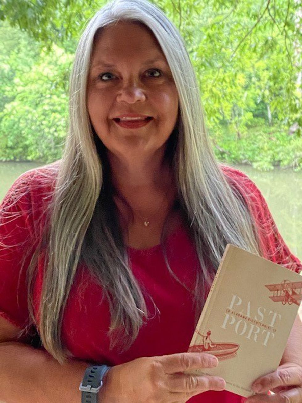 Goodwater, Ala. resident Shelley Wood's name was drawn from a pool of those who traveled the state in 2018 and 2019 and had their PastPort stamped in each of Alabama's 67 counties.