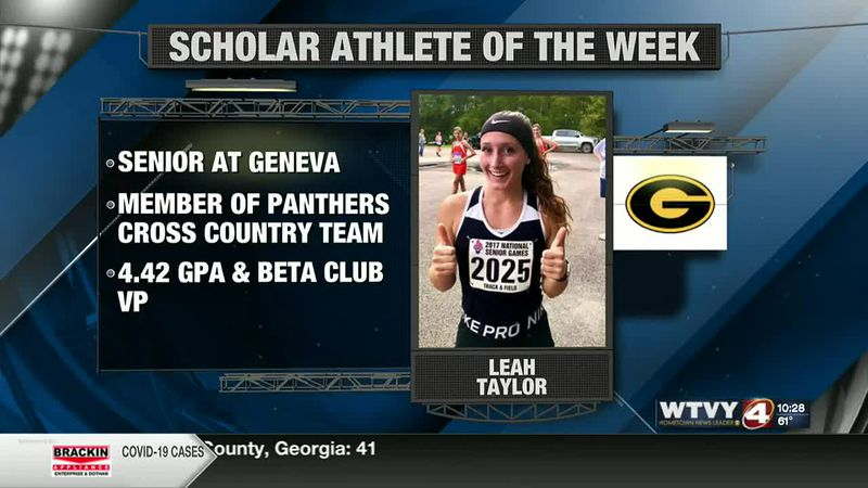 Scholar Athlete of the Week: Geneva's Leah Taylor