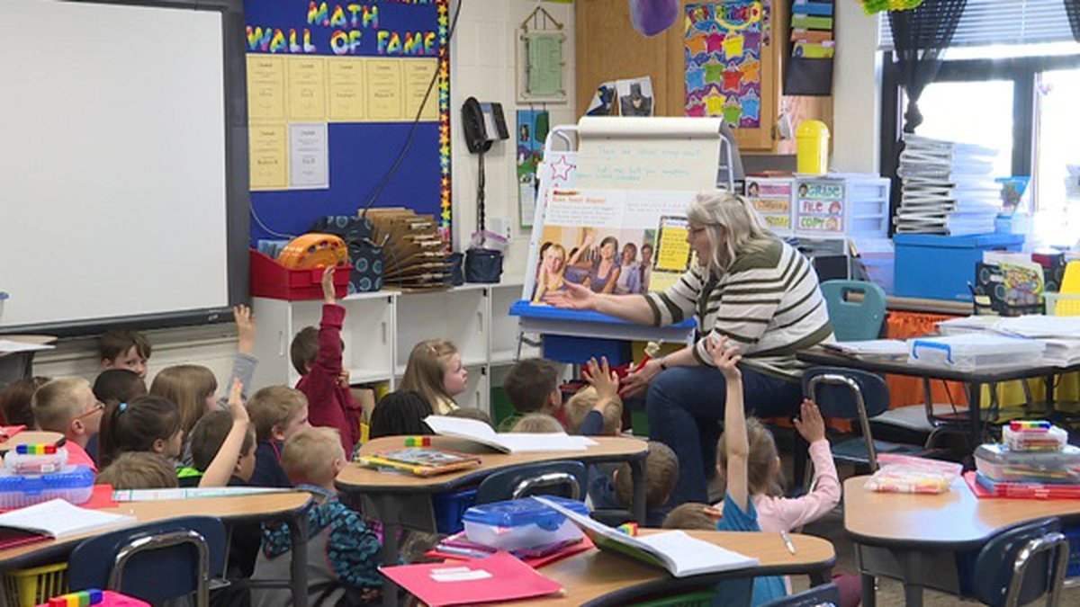 Some educators are celebrating the state's decision to request for standardized testing to be...