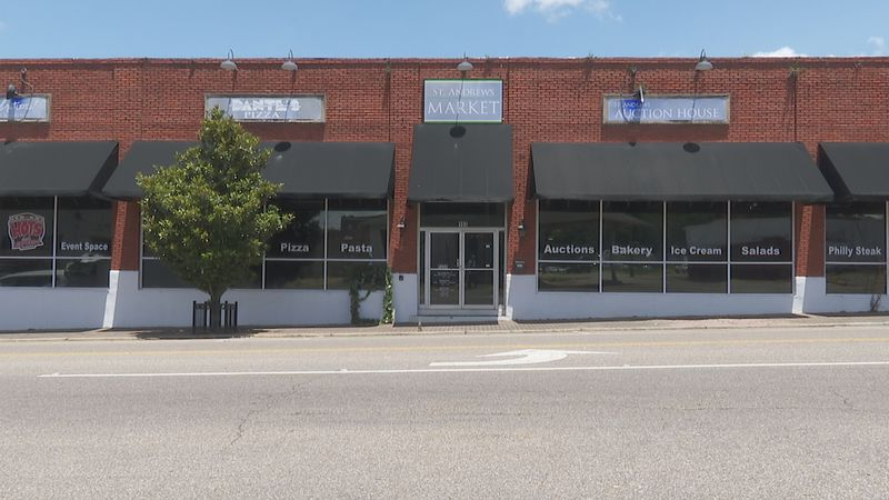 This 98-year old downtown Dothan building, once an auto assembly plant, will be turned into 22...