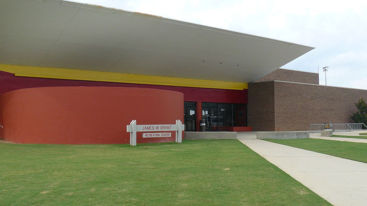 Westgate Recreation Center (Source: City of Dothan)