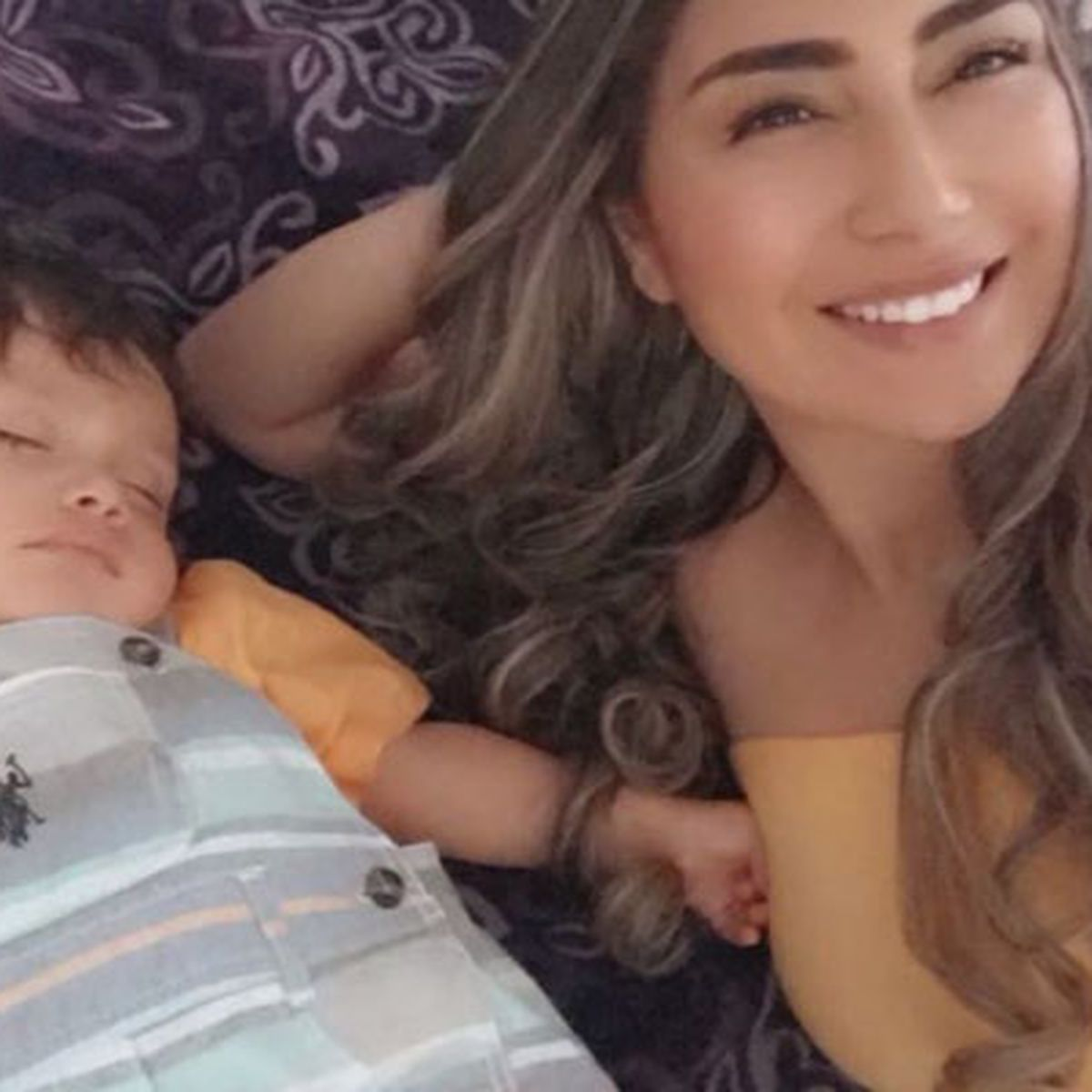 Angry Woman Coughed On 1 Year Old S Face At Calif Restaurant Mother Says